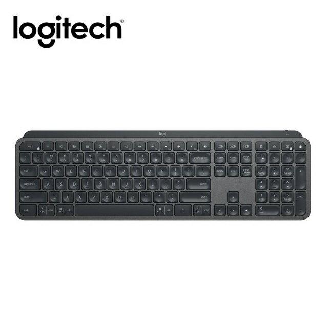 [富廉網]【Logitech】羅技 MX Keys 智能無線鍵盤