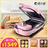 【富力森熱壓三明治點心機單盤】吐司機 鯛魚燒機 鬆餅機 蛋糕機 烤麵包機 熱壓吐司機【AB436】樂天雙11 0