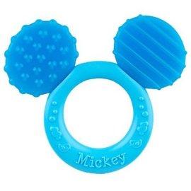 ~淘氣寶寶~NUK Disney Teether 迪士尼 米奇固齒器 藍色 3m