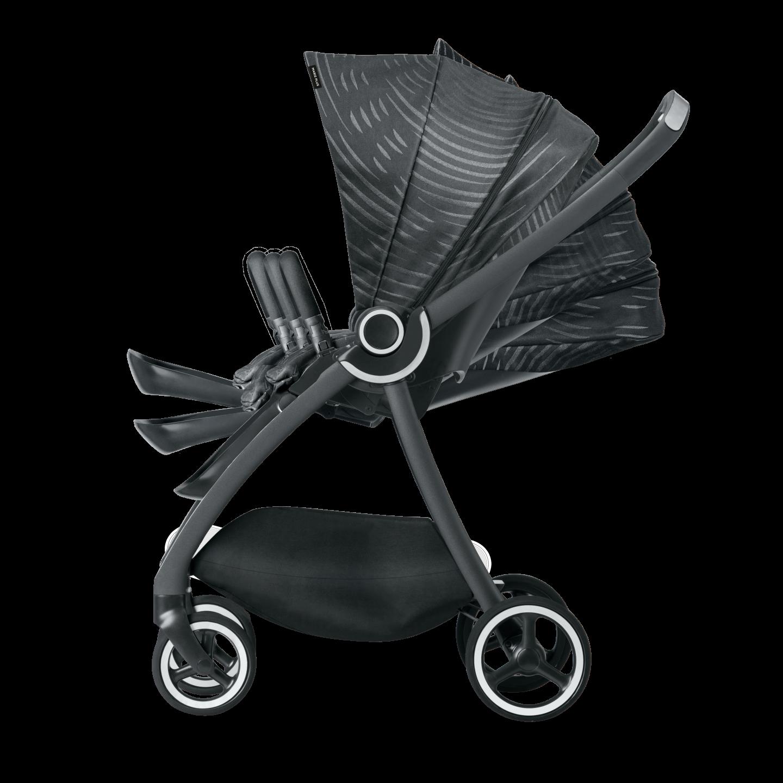 【goodbaby】MARIS 頂級嬰兒手推車 - 經典黑 1