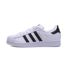 Adidas Superstar 金標貝殼鞋 白黑 情侶鞋