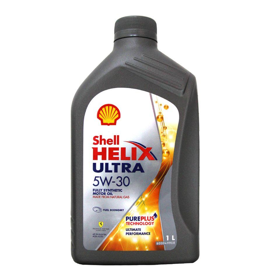 SHELL HELIX ULTRA 5W30 全合成機油 亞洲版