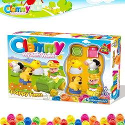 Clemmy軟質積木-快樂農場組(加贈有趣的公園一組)