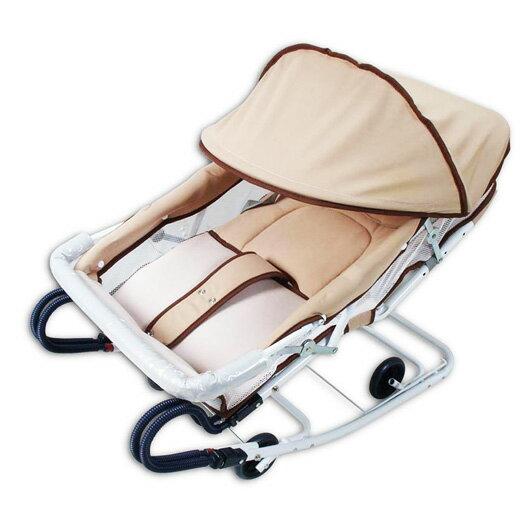 MONARCH 雙管加寬彈簧搖椅