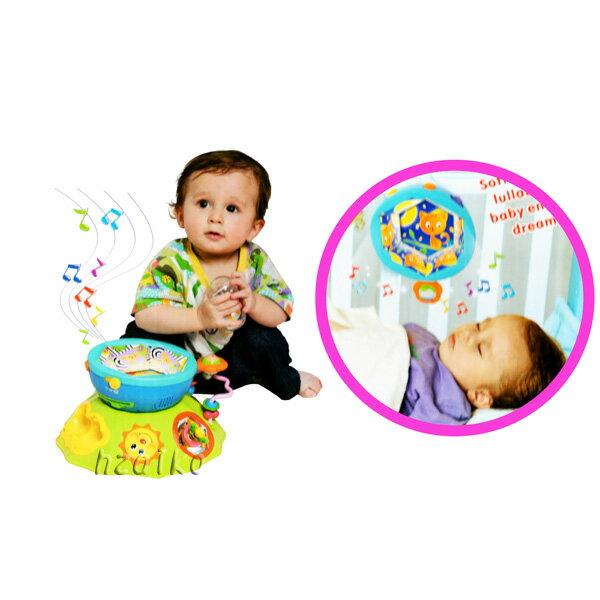 《HUILE》寶寶 CD二合一遊戲機