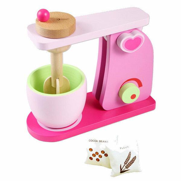 Classic world 德國經典木玩 客來喜 攪拌機組 幼兒益智玩具