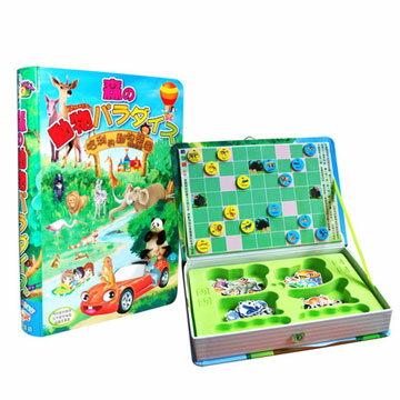 【孩子國】NG 哈利動物樂園磁貼遊戲盒(絕版珍藏)(磁鐵書)