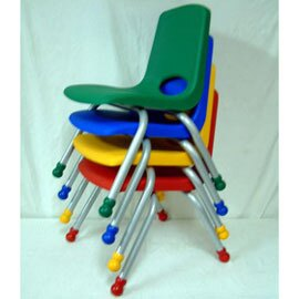 #6612M摩登學童椅(2入)