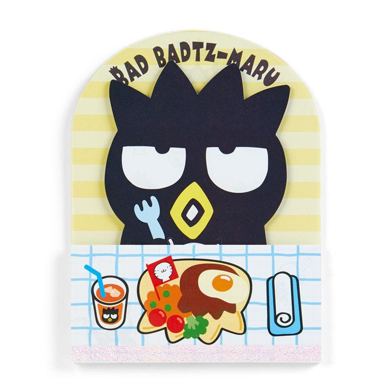 【真愛日本】18040300001 日本製造型便條紙-XO加ACD 三麗鷗 酷企鵝 造型便條本 便條紙