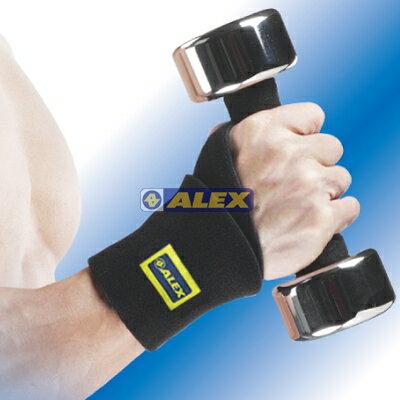 【登瑞體育】ALEX 調整型連指護腕(單只) T07