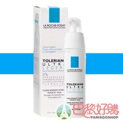 理膚寶水 多容安極效舒緩修護精華 40ML 安心霜 清爽型 La Roche Posay