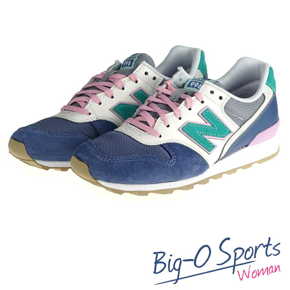 New Balance 紐巴倫 TIER 2 復古鞋 女 WR996HL Big~O Sp