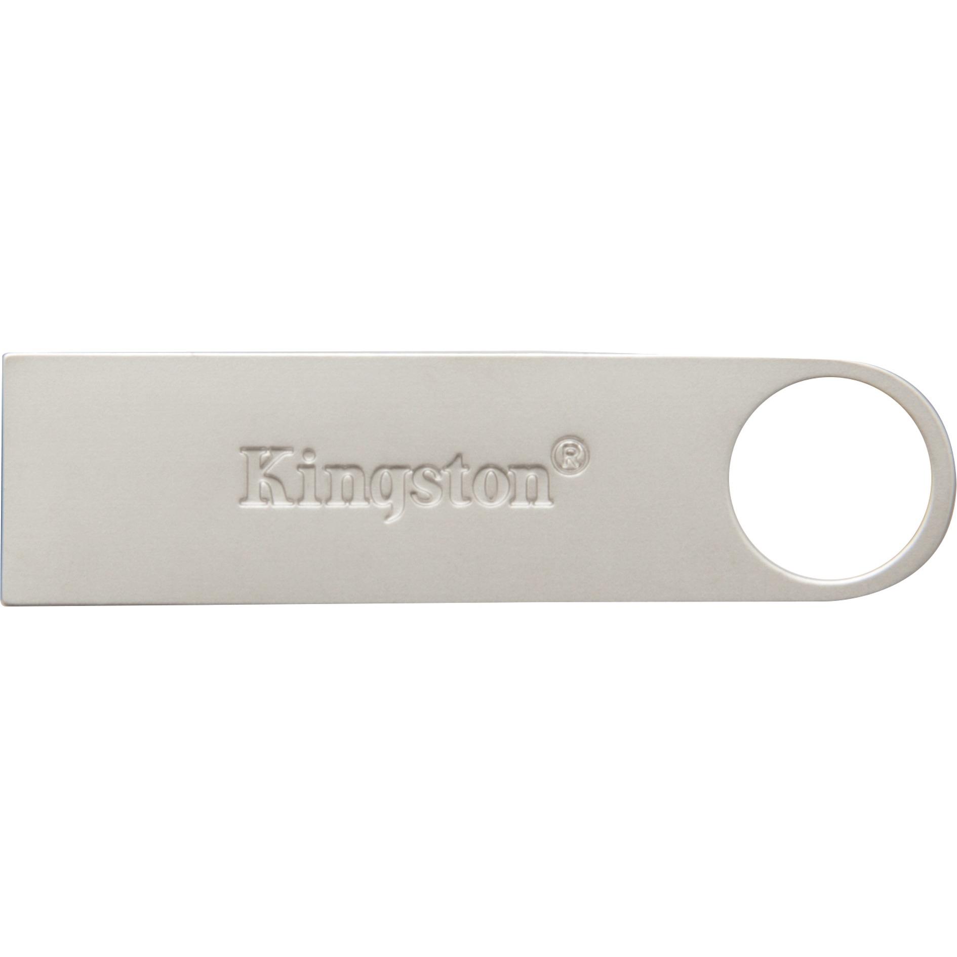 Kingston 32GB DataTraveler SE9 G2 32G DTSE9G2 USB 3.0 100MB/s Metal Flash Pen Thumb Drive DTSE9G2/32GB 2