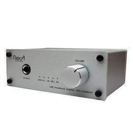 志達電子 REX-A2496HA1 日本 RAL USB DAC + 耳機擴大機 支援24bit/96kHz