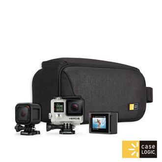 【Case Logic 凱思】GoPro運動攝影機專用包 MGC-102-黑