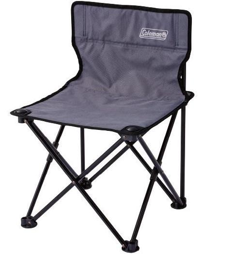 Coleman 吸震折椅/小型露營折疊椅 CM-26853M000 灰