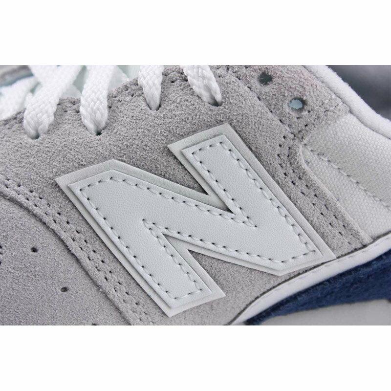NEW BALANCE 996系列 運動鞋 復古鞋 灰 / 白 女鞋 窄楦 WL996BB-B no643 2