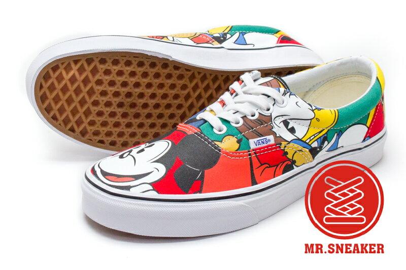 ☆Mr.Sneaker☆ VANS x Disney ERA 聯名 迪士尼 米老鼠 米奇 MICKEY 彩色 1