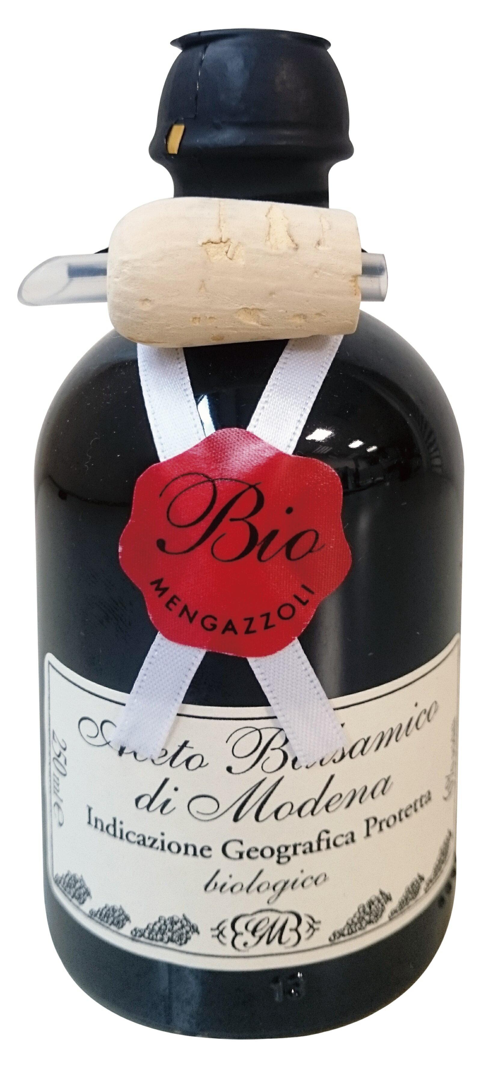 Mengazzoli 蒙加佐力★巴薩米克有機陳年老醋8年份★【250ml*1瓶】