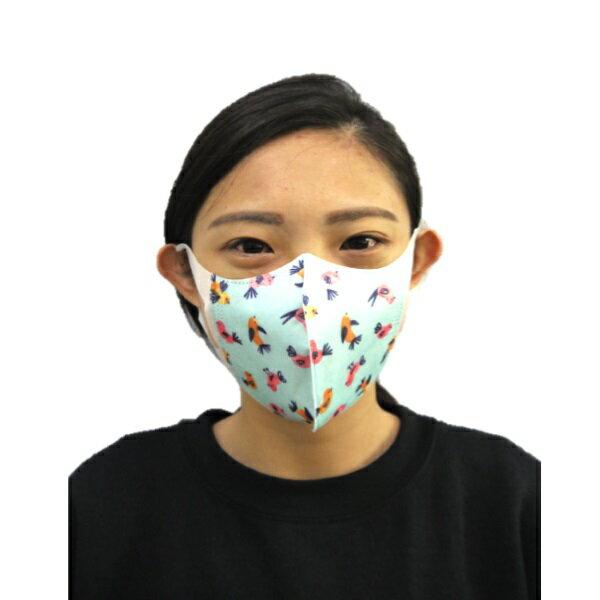 【大成】3D奈米纖維薄膜口罩童款(SXS)(3枚包)