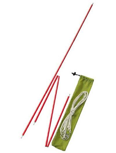 【鄉野情戶外專業】 mont-bell  日本   Zelt Pole Set 鋁合金營柱 _1122274
