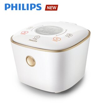IH電子鍋-石英白(HD4566)送黑晶爐-香檳金(HD4990)。飛利浦 PHILIPS
