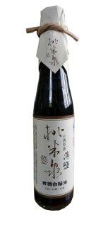 甘寶 桃米泉 有機白蔭油(薄鹽) 410ml/瓶 原價$260 特價$240