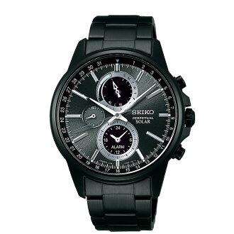 SEIKO SPIRIT SMART太陽能多功能腕錶/V198-0AC0SD/SBPJ015J
