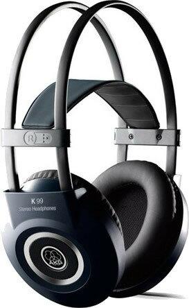 志達電子 K99 AKG 耳罩式耳機(愛科公司貨,保固二年,展示中) K66後續機種