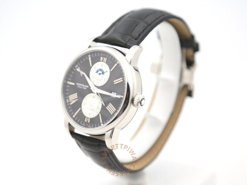 MONTBLANC 萬寶龍 4810系列雙時區腕錶 REF. 114858 3