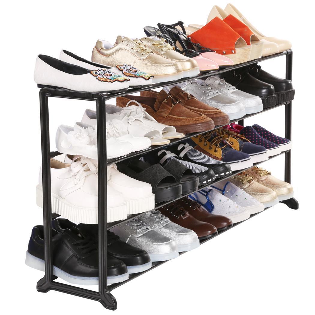 4/7/10 Tier Shoes Rack Stand Shelf 5