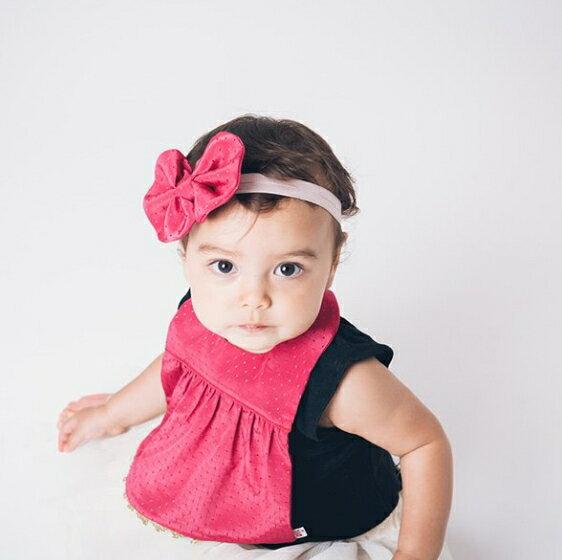 NIVA嬰幼兒超可愛髮帶(櫻桃紅)