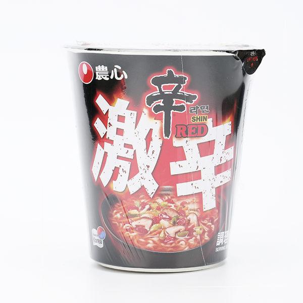農心 韓國  激辣辛拉麵 68g【庫奇小舖】杯麵
