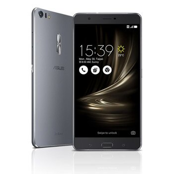 【創宇通訊】ASUS ZenFone 3 Ultra (ZU680KL) 4GB/64GB 灰 銀【全新機】加贈專用保護套