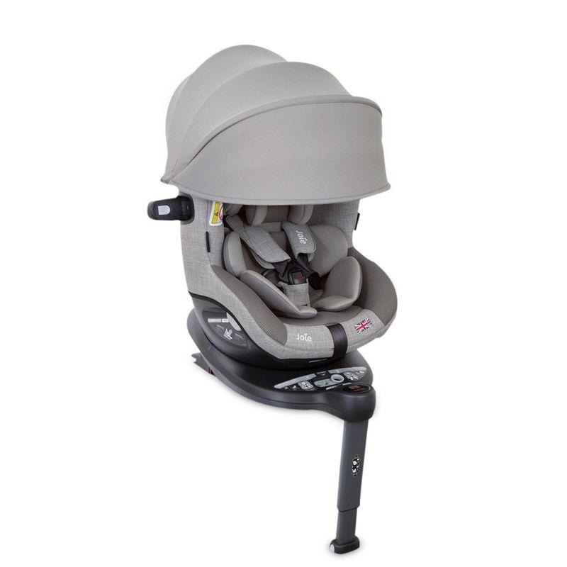 JOIE i-spin360 0-4歲汽座/安全座椅頂篷款-灰色JBD06300A★愛兒麗婦幼用品★