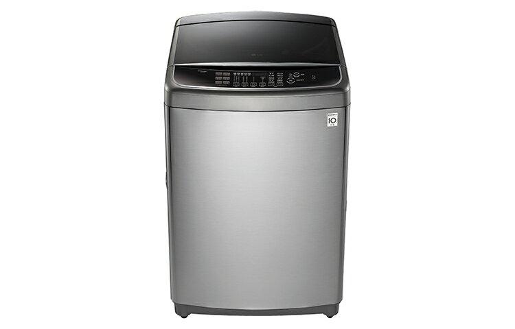 6MOTION DD直立式變頻洗衣機 不鏽鋼銀 / 19公斤洗衣容量