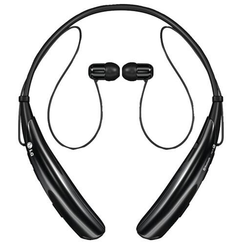LG TonePRO HBS-750 Wireless Stereo Headset Bluetooth Black 0
