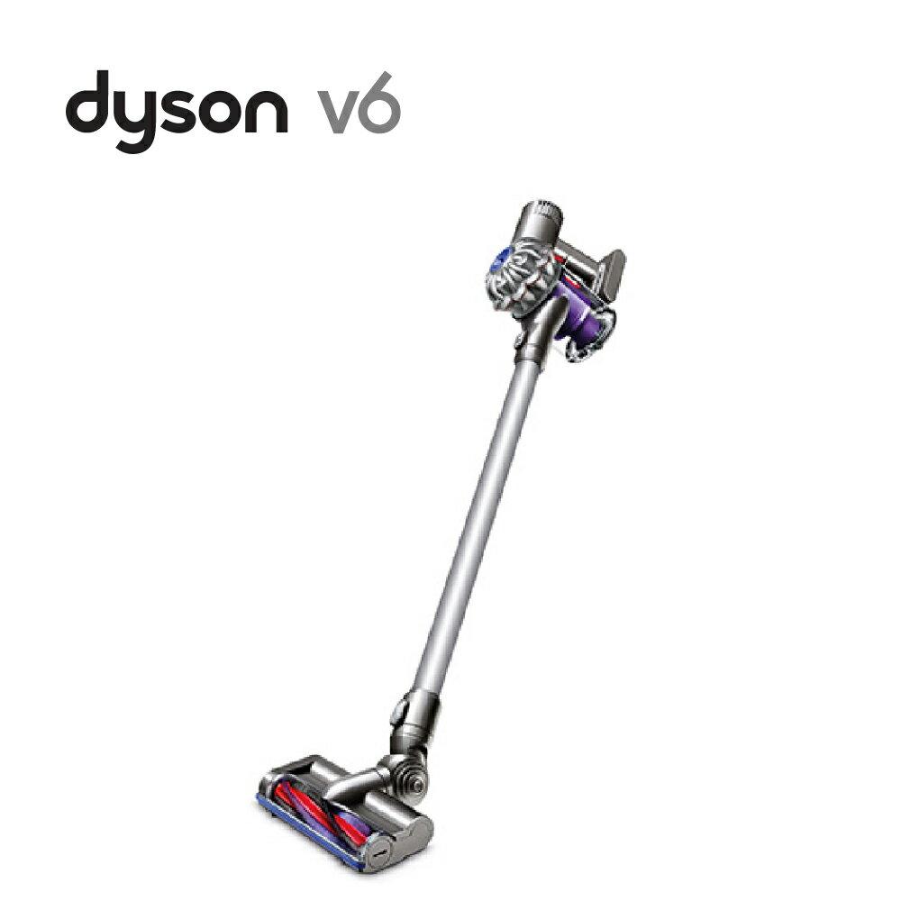 <br/><br/>  【dyson】V6 SV03 無線手持式吸塵器(太空銀) 限量福利品<br/><br/>