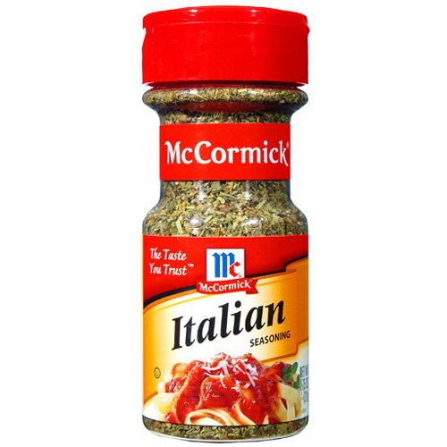 味好美McCormick義大利式香料21g【愛買】