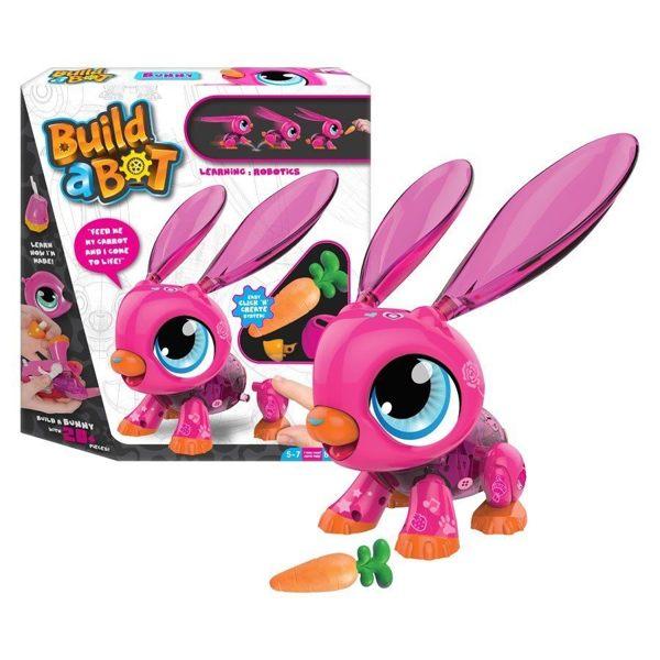 《Build-a-Bot》可愛機甲獸-兔寶