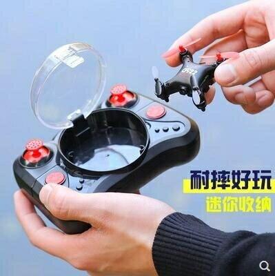 手錶無人機 迷妳小型黑科技手錶無人機專業高清航拍四軸遙控飛機玩具飛行器 免運