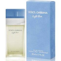 D&G Light Blue 淺藍女性淡香水25ml/50ml/100ml/200ml -【BUY MORE】
