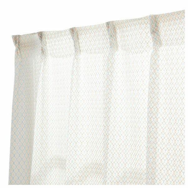 蕾絲窗簾 ESPACE TBL 150×176×1 NITORI宜得利家居 3