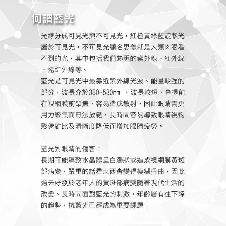 【oweida】康寧抗藍光玻璃 螢幕保護貼0.21mm 6