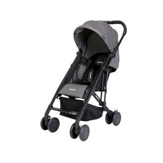 RECARO - Easylife嬰幼兒手推車 石墨灰 附原廠背帶一條