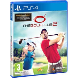 PS4 高爾夫俱樂部2 首日版 (含5項內容之2大DLC) -英文版- The Golf Club 2