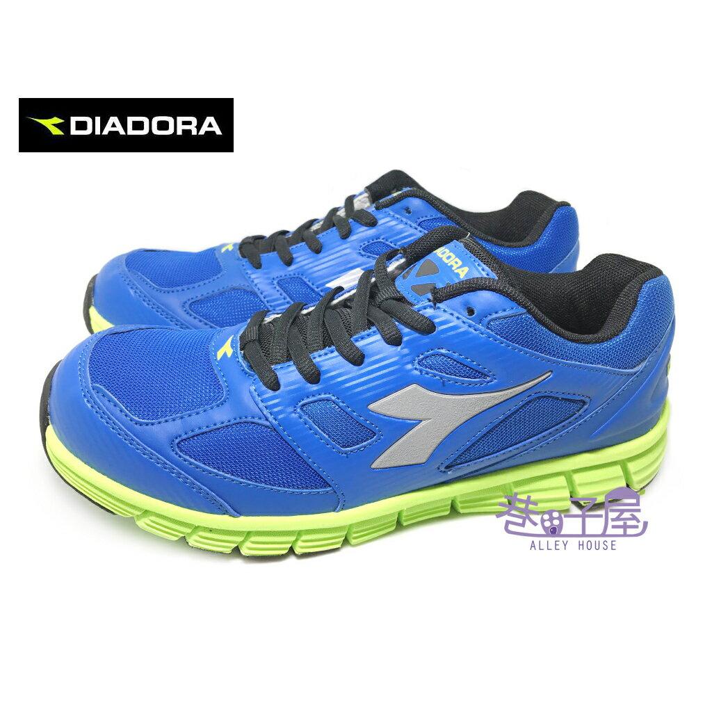 【巷子屋】義大利國寶鞋-DIADORA迪亞多納 男款D楦頭極致輕量運動慢跑鞋 [3006] 藍 超值價$590