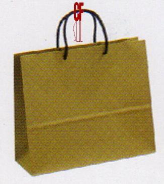 紙袋3K~25入~牛皮~棉把手 pbag~032 ~  好康折扣