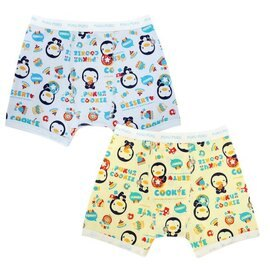 PUKU 男童四角內褲2入 - 10號 2340『121婦嬰用品館』