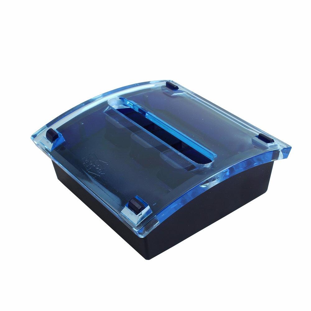 3M 利貼C4216抽取式便條台(附便條紙1本)(藍色)★3M 破盤下殺 ★299起免運